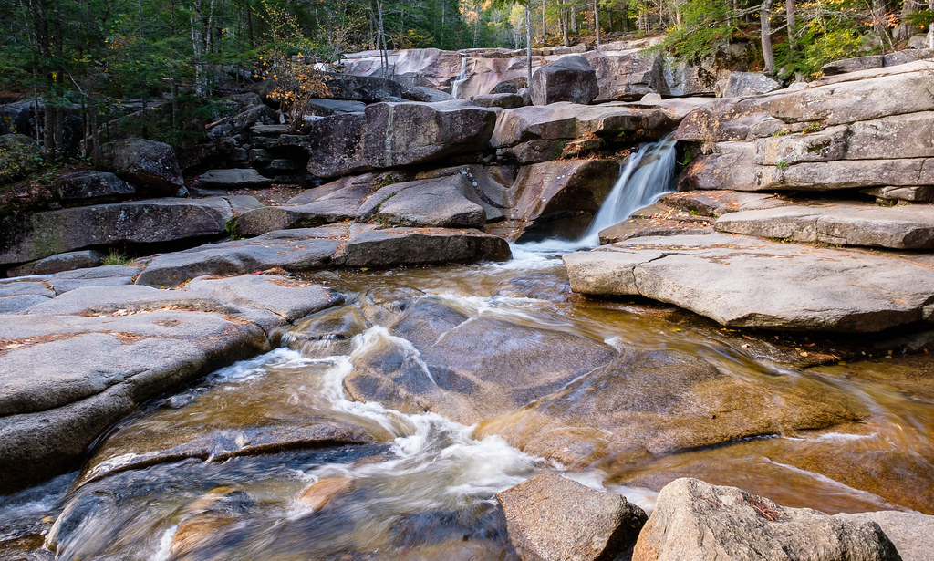 Diana's Baths Trail, Conway, New Hampshire