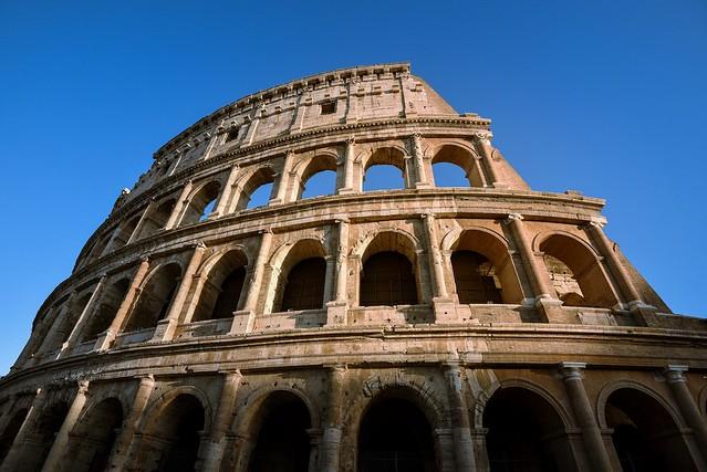 Colosseum - Rome, Italy