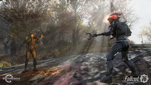 Fallout76_B.E.T.A._Assaultron | by PlayStation Europe