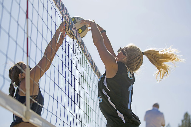 2018 CCCAA Beach Volleyball - Team State Championship
