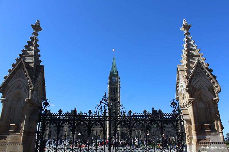 Ottawa Parliament Hill 3