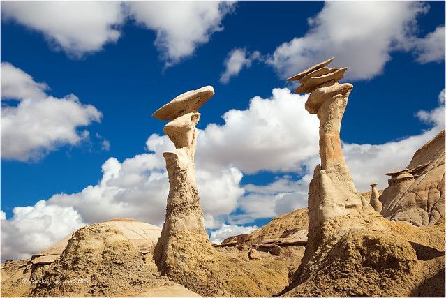 Talking Hoodoos