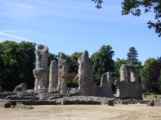 Abbey Ruins Image 3