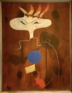 Peinture, 1925, Joan Miró