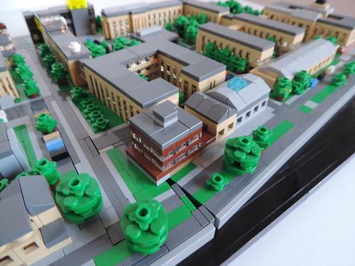 "AGH University of Science and Technology - ""Czekoladka"" (""Chocolate"")   by Toltomeja"