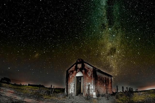 Milky Way 8 - Piratininga/SP