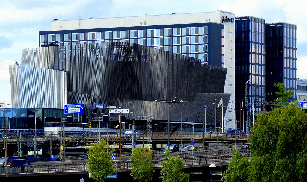 2018 SWEDEN 054 STOCKHOLM Convention Centre 瑞典斯德哥尔摩