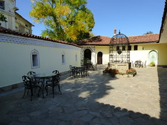 Plovdiv, old town, Mevlevi Hanessi