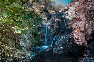 Cascada el Cancho de Navalafuente   by Jexweber.fotos