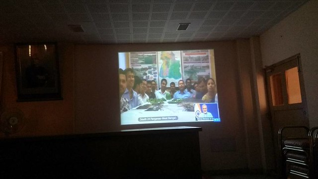 Hon'ble Prime Minister of India Shri Narendra Modi ji directly interacted with the farmers today 20June, 2018 through video conferencing