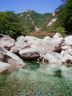Hiking Mount Kumgang, North Korea | by roamscapes