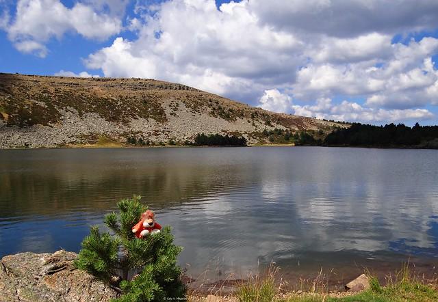 Laguna Negra de Neila, Burgos, España.