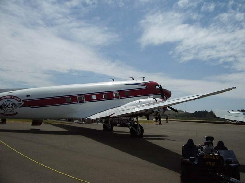 Douglas DC-3 C 1