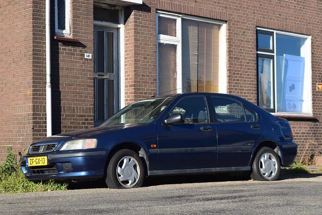 Honda Civic hatchback 1999