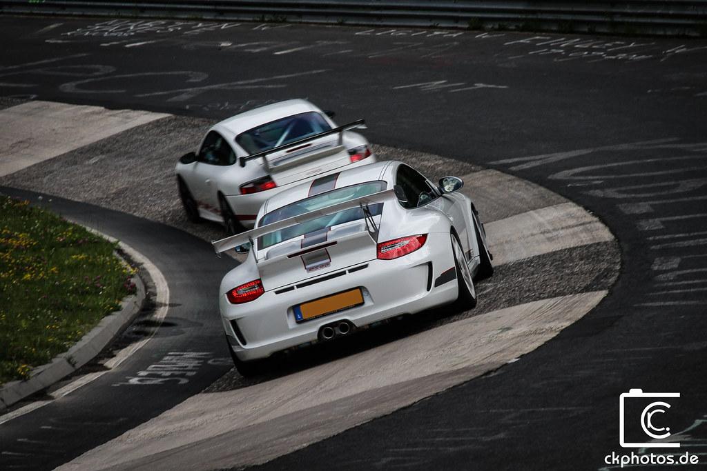 Porsche 911 GT3 Combo @ Karussell Nordschleife Nürburgring
