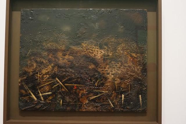 Cosmos and Disaster c.1937, David Alfaro Siqueiros 1896-1974, Tate Modern, Bankside, London (1)