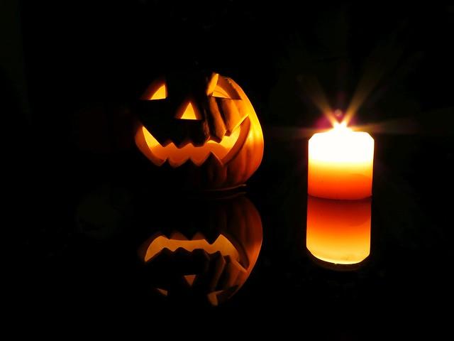 🎃 I Wish You Mean Halloween シ