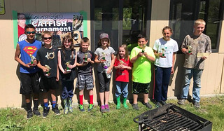 2018 Catfish Tournament   by Red River Area Sportsmen's Club