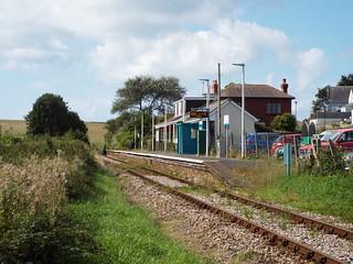 Penally, Station