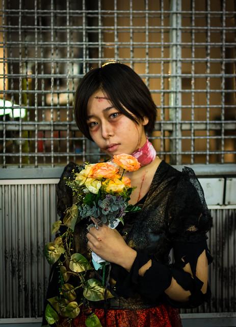 #304 Flower girl