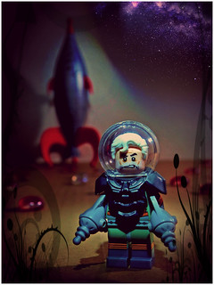 Old Spacers Never Die   by LegoKlyph