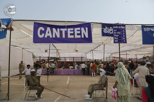 View of canteen