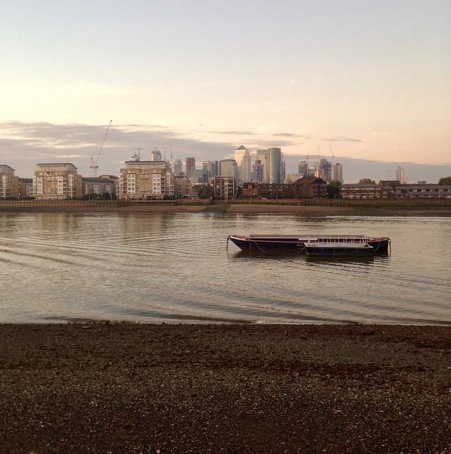 Dusk At Greenwich