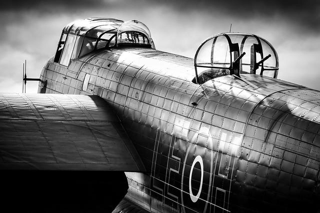 Avro Lancaster 'Just Jane'