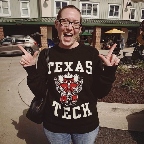 #WreckEm Tech! @texastech_fb | by valatal