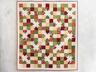 Craftsy quilt kit | by Lindsay Sews {@CraftBuds}