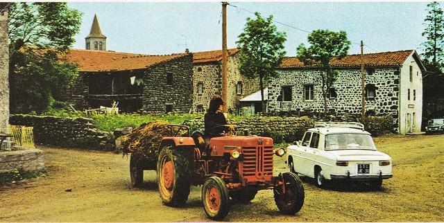 Postcard Le Bouchet-Saint-Nicolas (43 Haute-Loire) 1966
