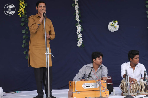 Devotional song by Ajay Bejod from Tarauri Haryana