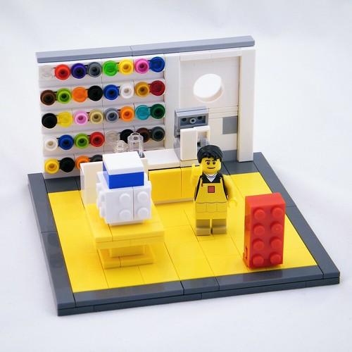 LEGO Store Vignette | by BrickinNick