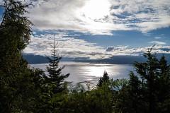 Hiking vista