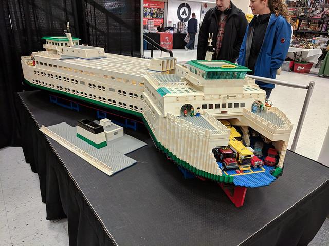 Lego WSF MV Issaquah