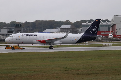 A320neo Lufthansa D-AINO | by XFW-Spotter