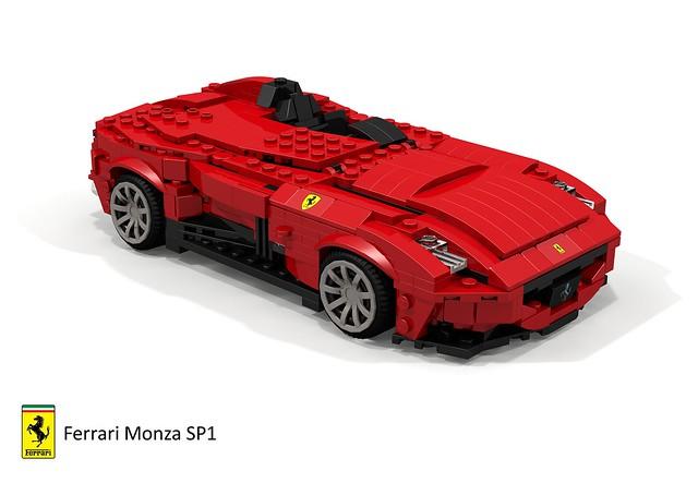 Ferrari Monza SP1 & SP2 (2018 Reveal)
