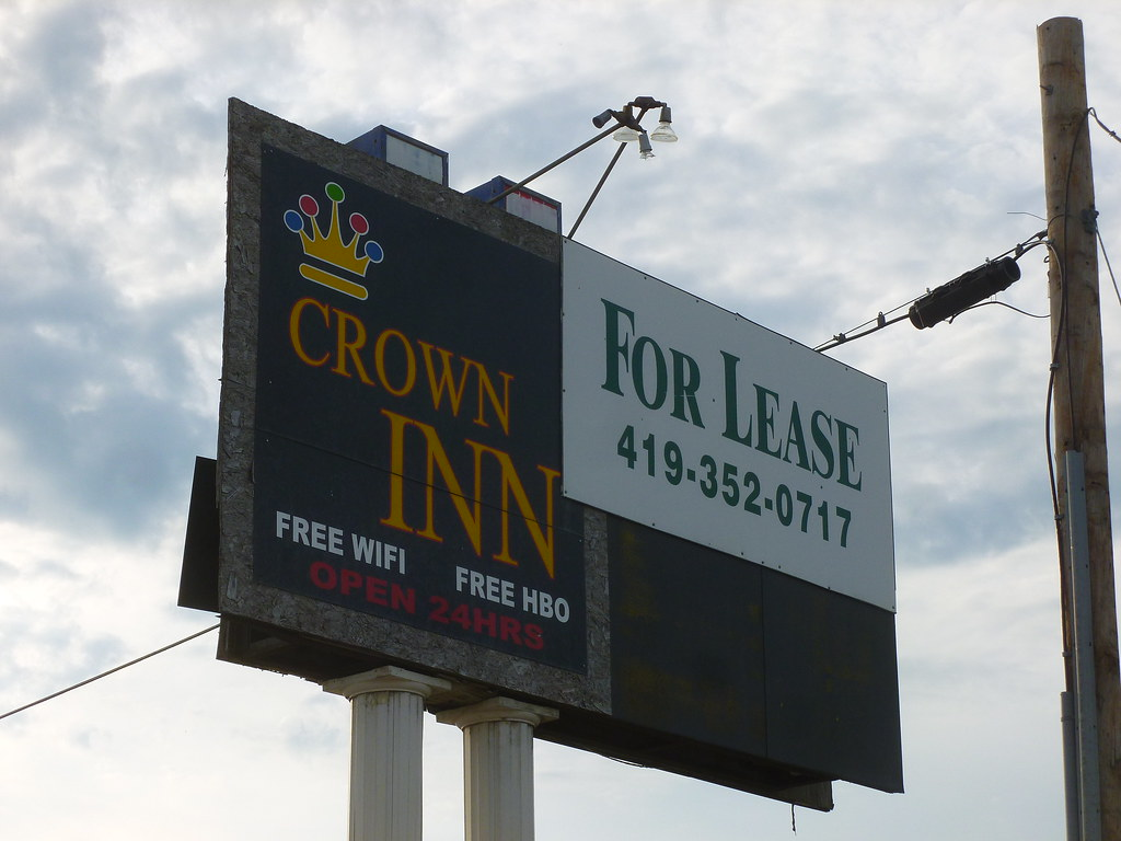 former L&K Motel & Restaurant, North Baltimore, OH (2