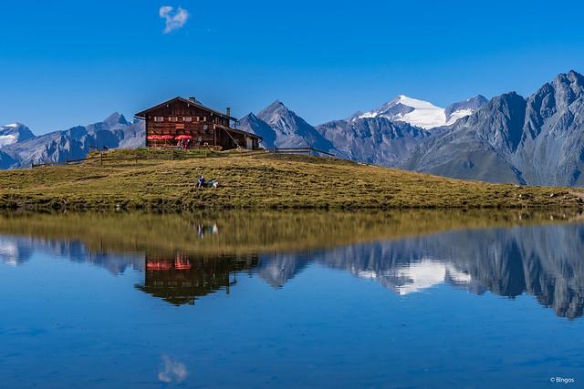 Zupalsee Hütte