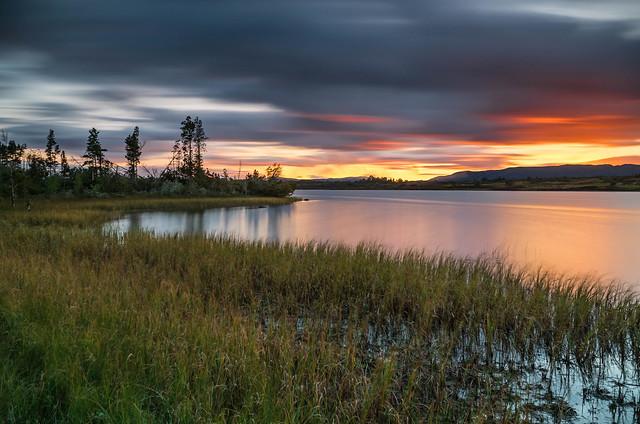 A Sunset LE ..