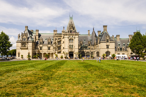 biltmore house estate north carolina the south home mansion building architecture outdoor landscape asheville