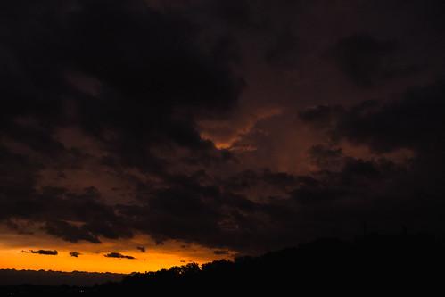 Ciel menaçant | by Nathalie Falq