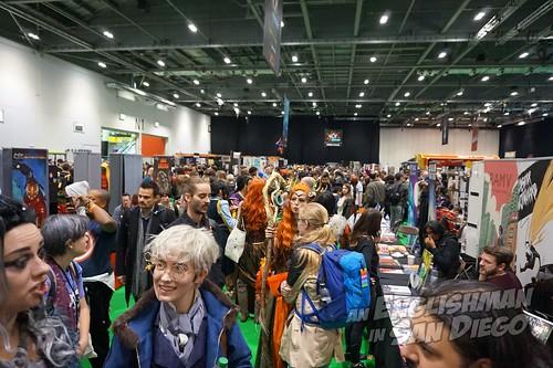 mcmLDN18 - MCM London Comic Con Winter 2018 (Photo Gallery 278 - Caroline Sultana) | by An Englishman In San Diego