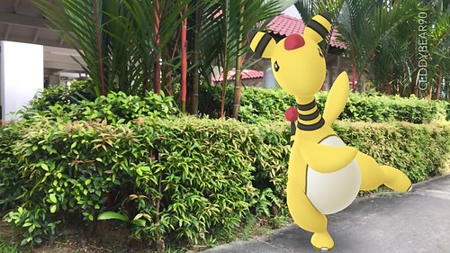 181 Ampharos (position=right)