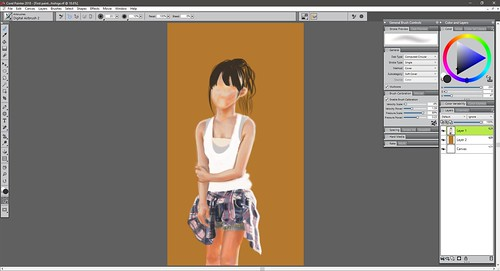 Sayu Corel Painter 2018 IX