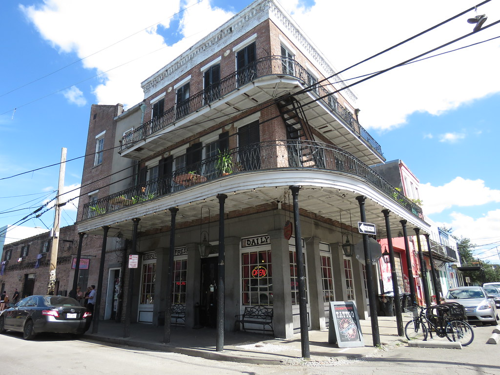 Downtown Tattoo Faubourg Marigny New Orleans Louisiana