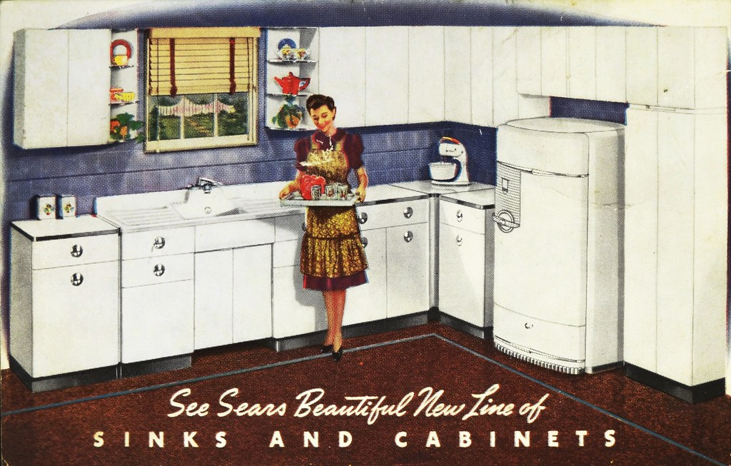 Sears Roebuck Co Advertising Postcard R F 54025 Sin Flickr