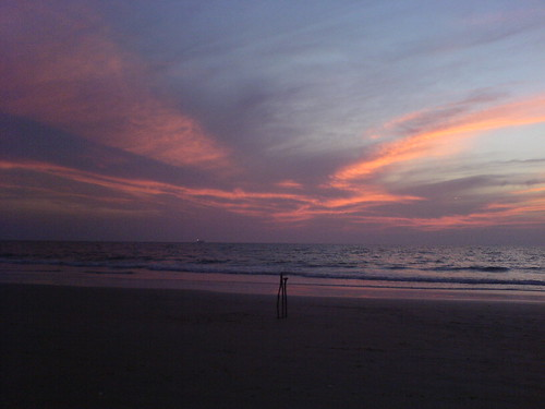 sunset cricket udupi