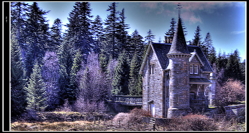 Extreme Highland HDR by Alan Weir