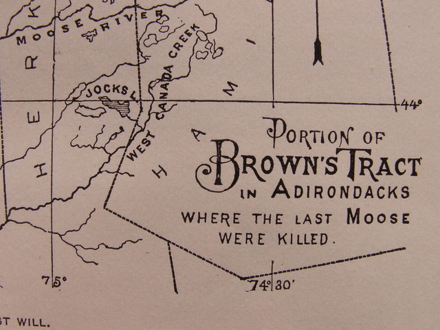 Portion of Brown's Tract